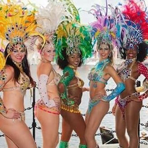 samba hen party dance